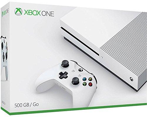Konsole Xbox One S 500 Gb Weiß