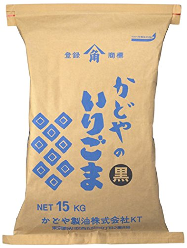 かどや いりごま(黒) 15kg
