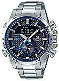 [カシオ] 腕時計 エディフィス スマートフォンリンク ECB-800D-1AJF メンズ シルバー