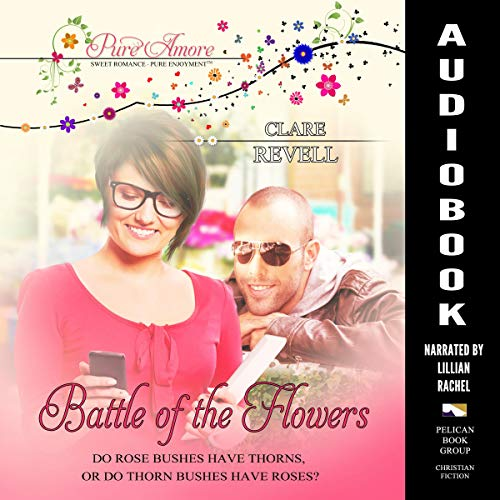 Battle of the Flowers audiobook cover art