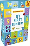 My First Numbers: 15 Mini Board Book Box Set (Clever Mini Board Books)