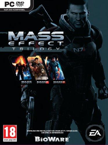 Mass Effect Trilogy [PEGI]