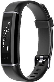 willful Pulsera Actividad, Pulsera Actividad Inteligente Impermeable IP67 Pulsera Inteligente para Deporte Smartwatch Pulsera Deporte Mujer Hombre Niños Pulsera para Android iPhone iOS Smartphone