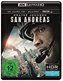 Abbildung San Andreas  (4K Ultra HD + 2D-Blu-ray) (2-Disc Version)  [Blu-ray]