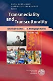 Transmediality and Transculturality: 233 (American Studies - A Monograph)
