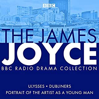 The James Joyce BBC Radio Collection cover art