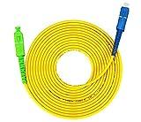 Câble à Fibre Optique (jarretière Optique) Compatible Free Box (15M)