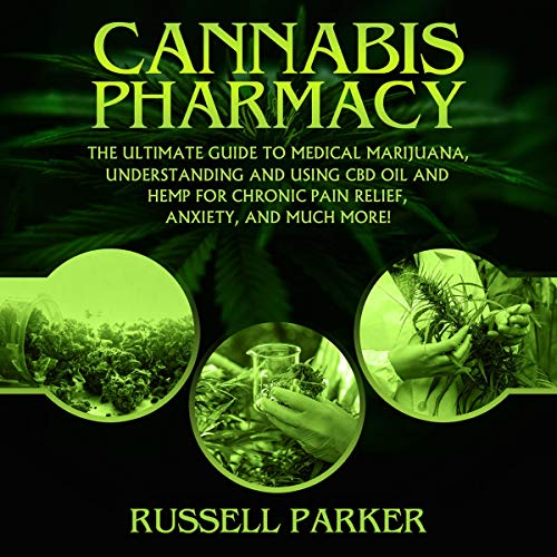 Couverture de Cannabis Pharmacy