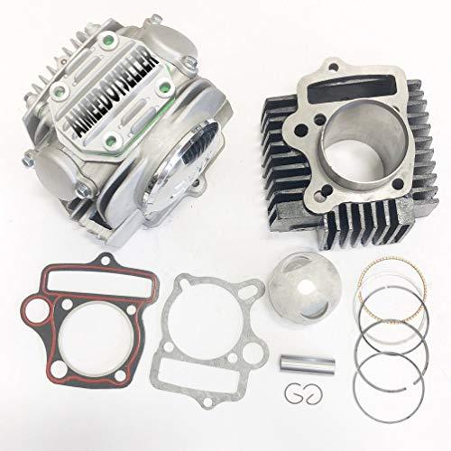 Fits 54mm Bore 125cc Cylinder & Piston Kit ATV/Pit Bike Apollo CRF Lifan Engin