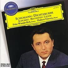 Fritz Wunderlich / Hubert Giesen Dichterliebe Other Choral Music