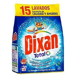 Dixan Detergente para Ropa en Polvo – 15 Lavados (0,795Kg)