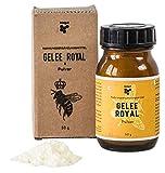 beegut Gelée Royal Pulver, 50g gefriergetrocknetes Gelee Royal, lange haltbar ohne Kühlung, zur...