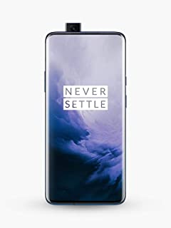 OnePlus 7 Pro 5011100725-256GB, 8GB RAM, 4G LTE - Mirror Grey (Pack of1)