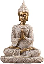 Sculptures Statues Collectible Figurines Nature Sandstone Buddha Statue Thai Buddha Statue Hindu Feng Shui Sculpture Medit...