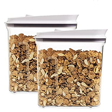 OXO POP Cereal Dispenser - Medium Set of 2