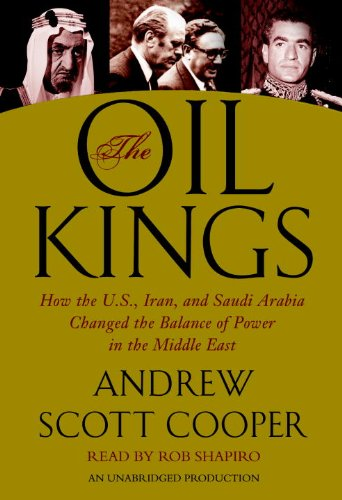 『The Oil Kings』のカバーアート