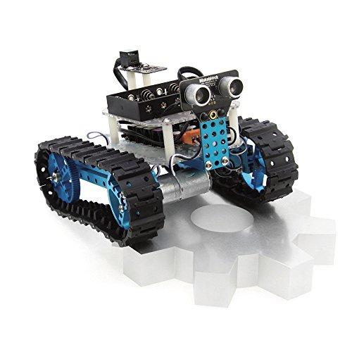 Makeblock Arduino Roboter Starter Kit - Blau (Bluetooth Version)