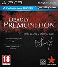 Deadly Premonition Directors Cut PS3