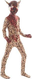 ホラーモンスターピエロハロウィンコスチュームウェアウルフ怖いクモスケルトンコスチュームファンシードレス不気味な悪魔プリムジャンプスーツ  