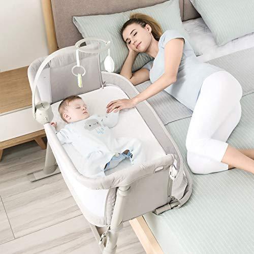 Kidsclub Standalone Side Sleeper Replaceable Adjustable