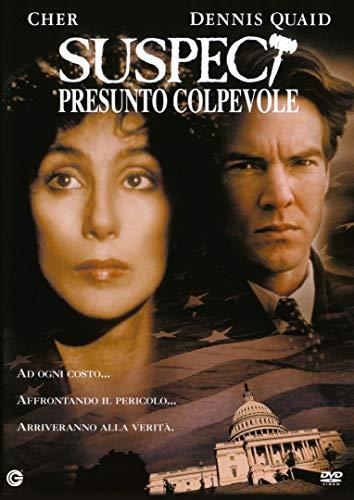 CHER,QUAID D.,NEESON,MAHONEY,MANTEGNA,MELAMED - SUSPECT - PRESUNTO COLPEVOLE (1 DVD)