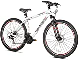 Kent Hawkeye Mountain Bike, 29', Grey/Green, 18.5'/One Size