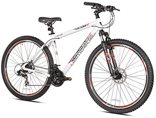 "Kent Hawkeye Mountain Bike, 29"", Grey/Green, 18.5""/One Size"