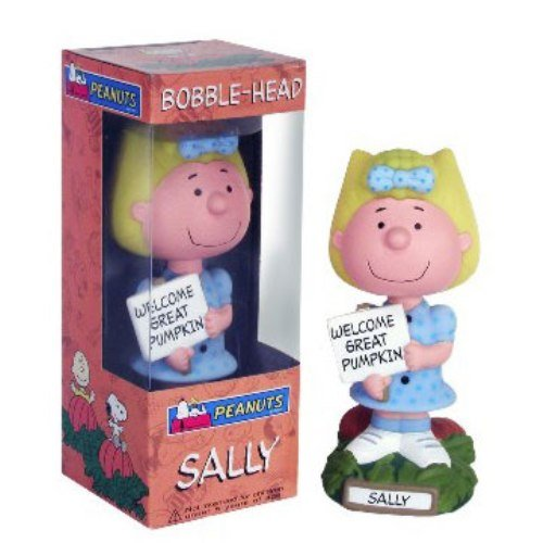 Peanuts Bobble Heads - Halloween Sally 15cm