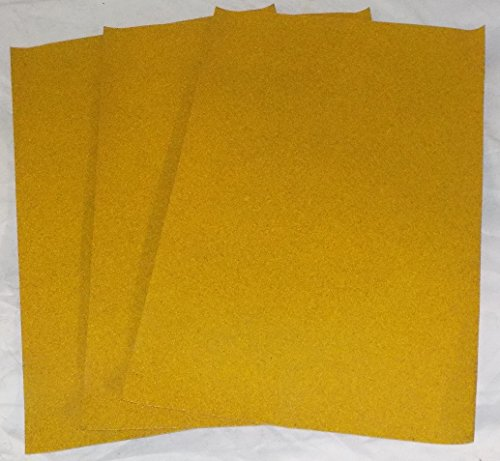 Cajou 72 Blatt Vogelsandteppich 43 x 28 cm Einlage für Voliere Vogelkäfig Sandboden Vogelsand