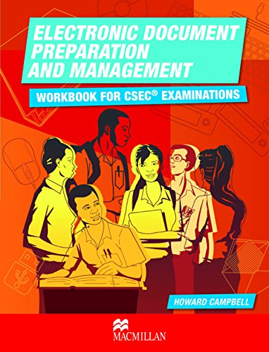 Compare Textbook Prices for Electronic Document Preparation & Management Workbook for CSEC® Examinations  ISBN 9780230465794 by Howard Campbell