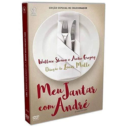 Dvd Meu Jantar com André - Edição Especial de Colecionador
