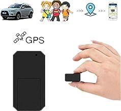 Sttoce Rastreador GPS Mini rastreador Personal port/átil y de veh/ículos con Fuerte magnetismo para autom/óviles//Personas//Otros Objetos en Movimiento