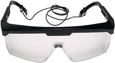 Óculos de Segurança Vision 3000 Transparente com Tratamento Antirrisco-3M-HB004003107