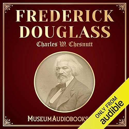 Frederick Douglass cover art