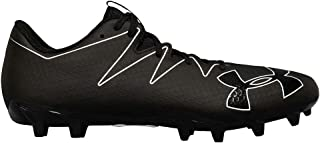 Mens Nitro Low MC American Football Boots- Black