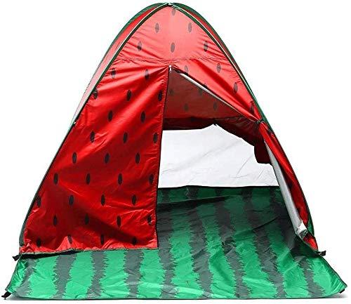 SAIYI Tienda de campaña Ligera for 2-3 Personas, Impermeable y Cortaviento, Perfecto for la Playa, al Aire Libre, Viajes, Senderismo, Camping, Pesca 165 x 150 x 110 cm automática Tienda de campaña