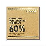 Carra Baking & Cooking Chocolate : 60% Dark Bittersweet Chocolate, 350g