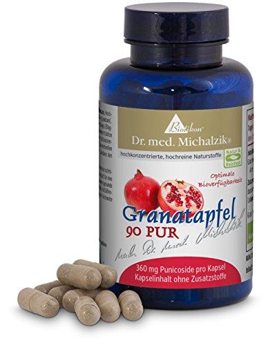 Granatapfel 90 PUR nach Dr. med. Michalzik - ohne Zusatzstoffe