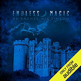 Endless Magic audiobook cover art
