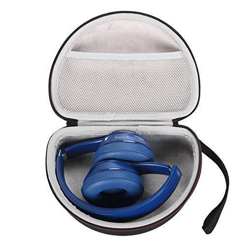 LuckyNV Estuche de Viaje Duro Estuche para audífonos Over-Ear Studio/Pro/Solo 2 / Estuche Solo 3 y…