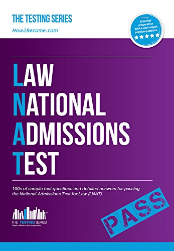 How to Pass the Law National Admissions Test (LNAT): 100s of Sample Questions and Answers for the National Admissions Test for Law LNAT (Testing Series) (English Edition)