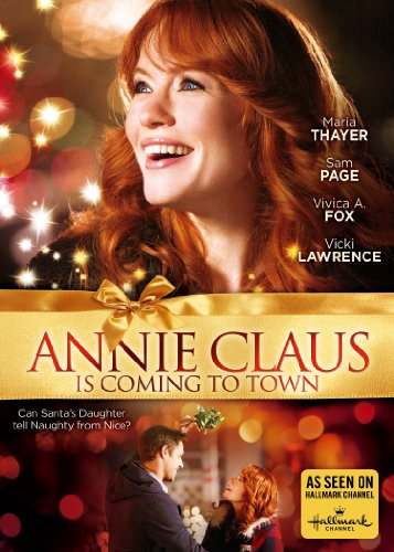 Annie Claus Is Coming To Town (Hallmark)