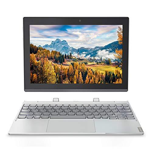 Lenovo Miix 320 Notebook 2in1, Display 10.1  HD, Processore Intel Z8350, 32GB, RAM 2GB, WiFi, Windows 10, Platinum