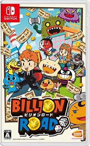 ビリオンロード -Switch