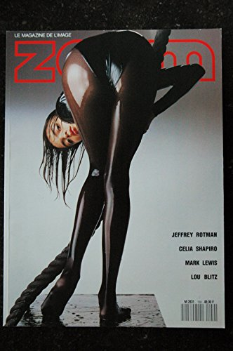 ZOOM MAGAZINE 159 MARS 1990 JEFFREY ROTMAN CELIA SHAPIRO MARK LEWIS LOU BLITZ