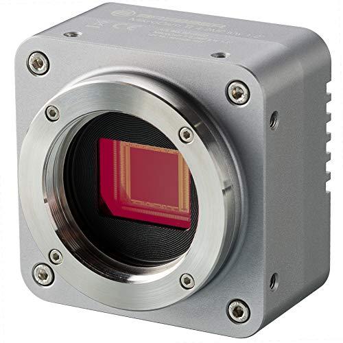 Bresser microscoopcamera MicroCamII 4,2 MP s/w met grote extreem lichtgevoelige sensor van 1,2 inch en uitgebreide software