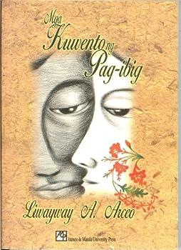 Paperback Mga kuwento ng pag-ibig Book