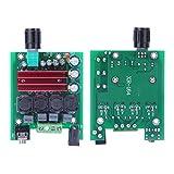 Tablero del amplificador de Digitaces, amplificador de potencia de audio de alta calidad TPA3116D2 plástico hecho 50W+50W