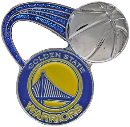 Max 74% OFF Popular popular Golden State Warriors Pin Glitter