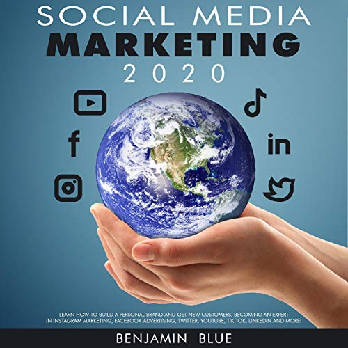 Social Media Marketing 2020  By  cover art